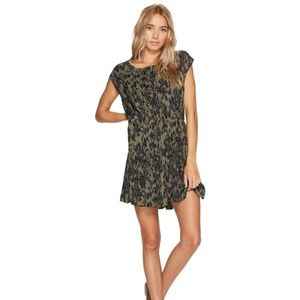 NWT Free People Womens Fake Love Mini Dress